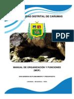 MOF Carumas 2013