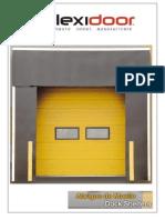Abrigos de Muelle - Dock Shelters (ES-UK) Flexidoor