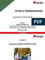 REyS 05 Operacion de Redes de Media Tension