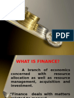 Financial Management - Project and Devlopment