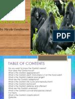 nicole animal book