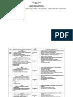 Planificación Anual Octavo 2015
