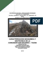 Caracterizacion Concesión San Eduardo