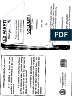 Lex Pareto Notes Volume I Political Law Labor Law