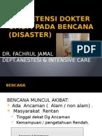 Kuliah Pakar Untuk Disaster