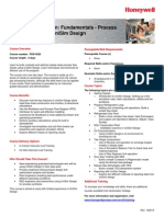 Pds 4526 Em Des 86 r400 Rev02 0 Process Simulation Fundamentals Process Modelling Using Unisim Design
