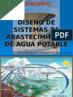 Diseno de Sistemas de Agua Potable