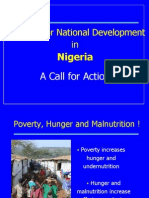PROFILES for Nutrition Advocacy & Communication in Nigeria