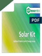 Presentasi Solar Kit