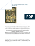 Las definiciones de las siete artes liberales y mecánicas en la obra de Ramón Llull