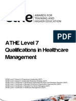 ATHE - Level 7 Healthcare Specification.pdf
