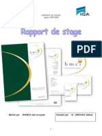 Rapport de Stage - BMCI - Présentation de La Banque (Initiation) 7
