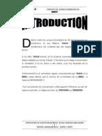 Rapport de Stage - BMCI - Présentation de La Banque (Initiation) 10
