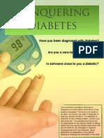 80/10/10 Conquers Diabetes