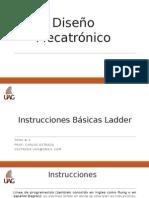 4.1 Instrucciones Ladder