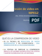 Compresión de Video en MPEG2