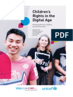 Children's Rights in the Digital Age