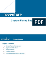 Oracle Forms 6i - Traning