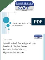 Lógica de Programação - Aula 01.pdf