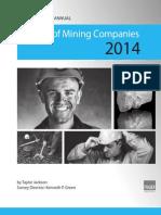Survey of Mining Companies 2014