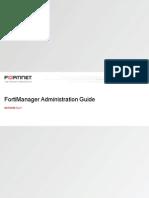 Fortimanager v5.2.1 Administration GuidePDF
