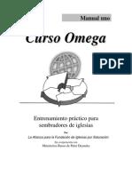 Curso Omega Manual I - La Alianza Para La Fundacion De