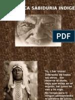 La Fantastica Sabiduria Indigena