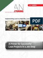 Lean Manufacturing Info