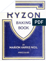 1917 - Ryzon Baking Book