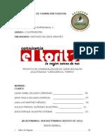 Perfil Original El TORITO