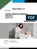 Manual GestorSOL 2014EV