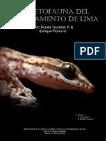 Herpetofauna+de+Lima