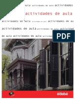 Actividades Aula_una Casa Con Encanto