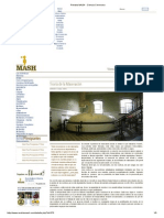 Revista MASH - Ciencia Cervecera Macerado