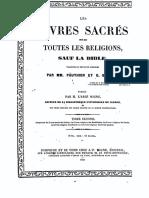 Dictionnaire des livres sacres 2
