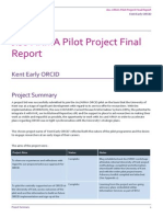 Jisc - ARMA Pilot Project Final Report