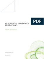 QV 11 Upgrade and Migration Document
