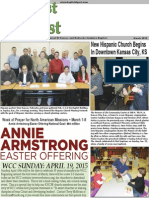 Baptist Digest March 2015