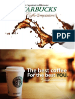 Starbucks Coffe Company - Organizational Behavor