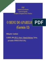 Manual - Garmin 12