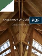 clubhouse design - architecture case study