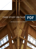 clubhouse design - architecture case study