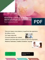 Historia Clínica Dermatologia