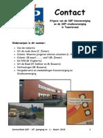 Contactblad SGP Twenterand 2015 - nr. 1