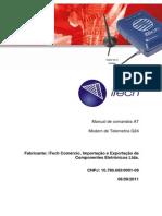Manual Modem de Telemetria G24 ESP