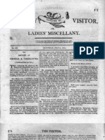 Weekly Visitor or Ladies' Miscellany, July 1808