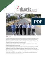 19-02-2015 RetoDiario,Com - Más de Mil Mdp en Infraestructura y Espacios Para 2015; RMV
