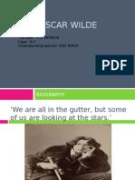 Oscar Wilde.ppt