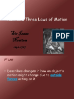 newton's laws notes pdf