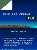 Derecho Laboral